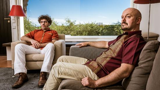 Bojan Z & Julien Lourau duo