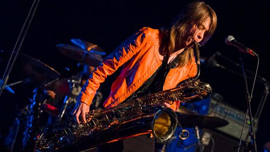 Céline Bonacina trio & Le Megapulse Orchestra