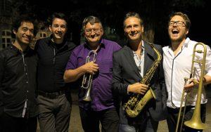 Gael Horellou Power Organ Quintet