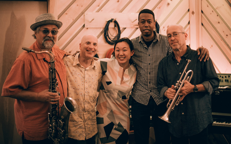"Joe Lovano et Dave Douglas 5tet ""Sound Prints"""