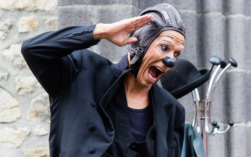 Frigo Opus 2 - Cie Dis Bonjour à la dame - Jazz sous les pommiers