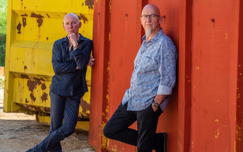 "Jean-Marc Larché & Yves Rousseau duo ""Continuum"""