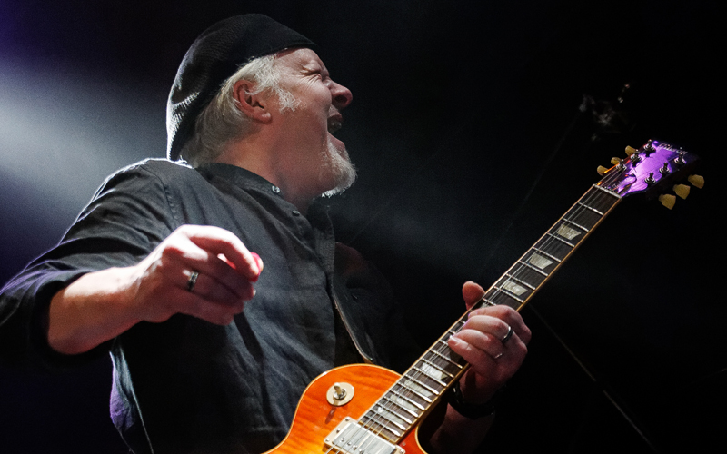 Fred Chapellier joue Peter Green