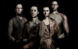 imperial quartet ©camille sauvage - sylvain gripoix