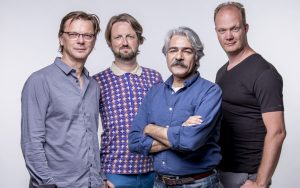 Kayhan Kalhor and the Rembrand trio © Allard Willemse