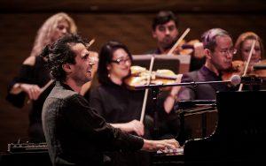 tigran hamasyan orchestre opéra rouen © christophe raynaud de lage